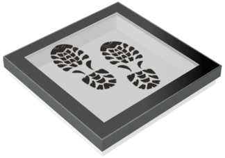 SkyVision WALK-ON – Barrierefreies Oberlicht (Skylight) und begehbarer Glasboden für Terrassen und Kellerdecken (Grafik)