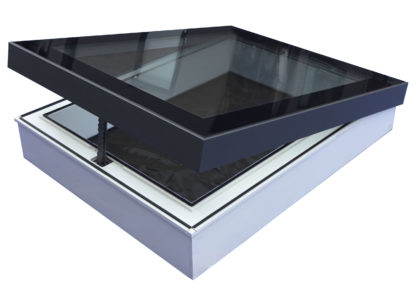 Zu öffnendes Design-Oberlicht SkyVision COMFORT
