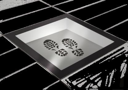 SkyVision WALK-ON: Begehbares Design-Oberlicht und Flachdachfenster für den Innen- und Außenbereich